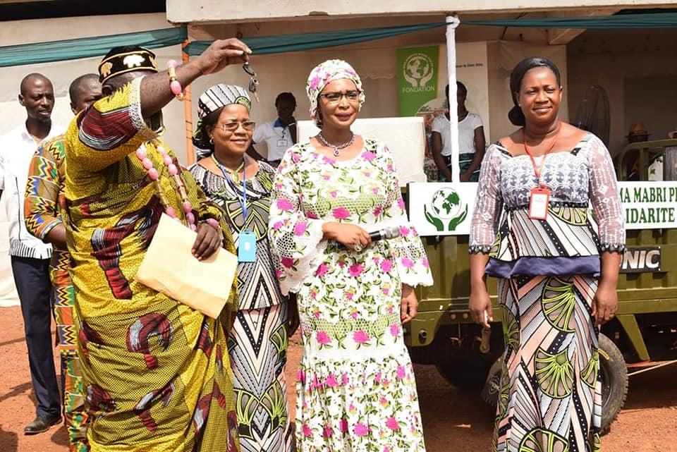 Dabou/Autonomisation des femmes